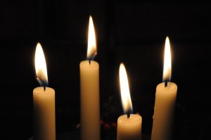 9791867-advent-candle