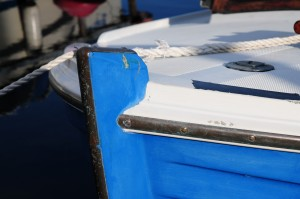 9856159-front-of-a-boat